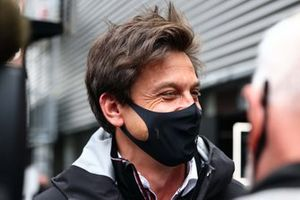 Toto Wolff, CEO and Team Principal, Mercedes AMG