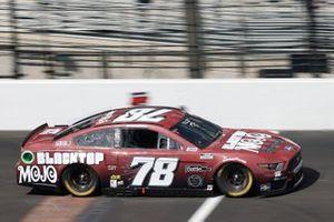 Kyle Tilley, Live Fast Motorsports, Ford Mustang Blacktop Mojo