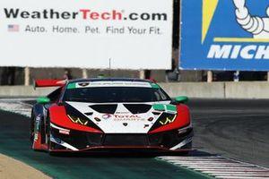 #1 Paul Miller Racing Lamborghini Huracan GT3, GTD: Madison Snow, Bryan Sellers