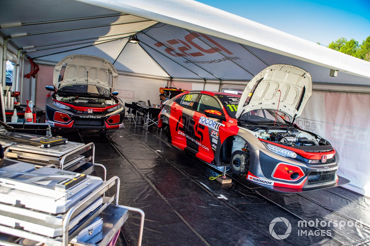 PSS Racing, Honda Civic Type R TCR