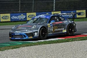 #322 Krypton Motorsport, Porsche 911 GT3 Cup: Giovanni Berton, Giacomo Riva
