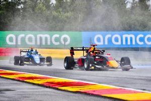 Jonny Edgar, Carlin BUZZ RACING, Hitech Grand PrixTijmen Van Der Helm, MP Motorsport
