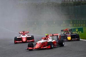 Arthur Leclerc, Prema Racing, Ayumu Iwasa, Hitech Grand Prix, Dennis Hauger, Prema Racing