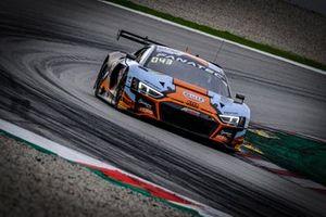 #30 Team WRT Audi R8 LMS GT3: Benjamin Goethe, Stuart Hall, James Pull