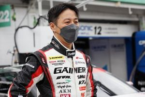 Kazuki Hoshino, #10 GAINER TANAX with IMPUL GT-R