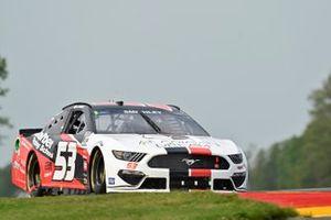 Garrett Smithley, Rick Ware Racing, Chevrolet Camaro Skip Barber Racing