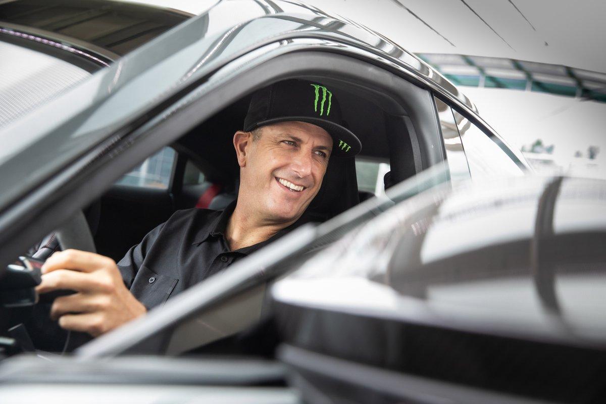 Ken Block, Audi RS e-tron GT