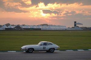 Alex Buncombe/Jenson Button, Jaguar E-Type