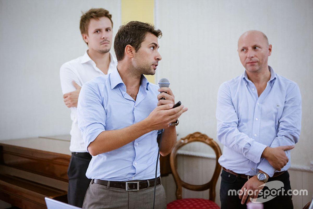 I tre soci di Megaride, la start up napoletana nata da una costola dell'Università Federico II