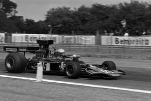 Brian Henton, Lotus 72E-Ford