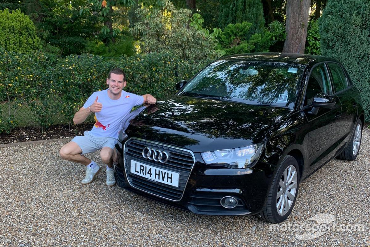 Harrison Newey (Audi A1)
