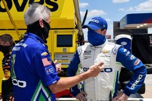 Ty Dillon, Germain Racing, mit Matt Borland