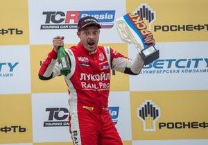 Alexey Dudukalo, Lukoil Racing Team