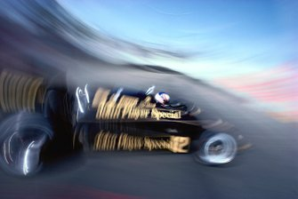 Nigel Mansell, Lotus 92 Ford