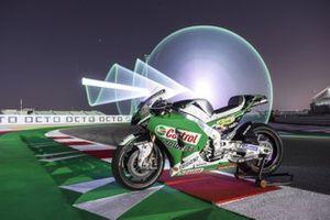 La Honda RC213V MotoGP del Team LCR