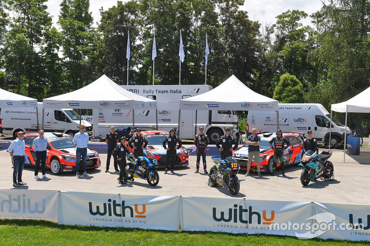 Hyundai riders meet rally, atmosfera