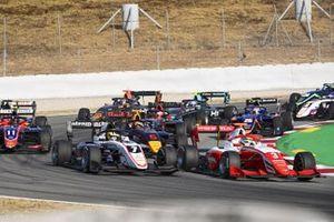 Logan Sargeant, Prema Racing, Theo Pourchaire, ART Grand Prix