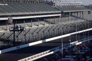 front stretch