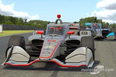 IndyCar Esports en Barber