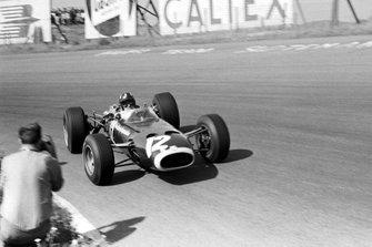 Graham Hill, BRM P261