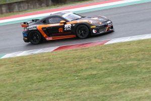 Piccioli Gianluca, Di Giusto Mattia, Marchi Andrea, Porsche 718 Cayman GT4 #252, EBIMOTORS