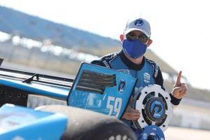 Polesitter für Rennen 1: Conor Daly, Carlin Chevrolet