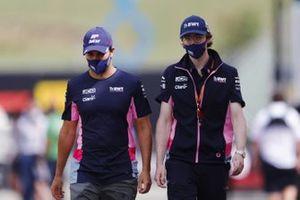 Sergio Perez, Racing Point e Will Hings