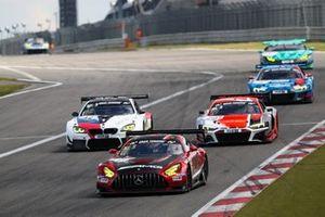 #17 Mercedes-AMG Team HRT Mercedes-AMG GT3: Hubert Haupt, Yelmer Buurman, Nico Bastian