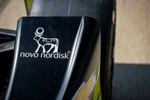 Charlie Kimball, A.J. Foyt Enterprises Chevrolet, Novo Nordisk