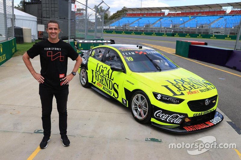 Alex Davison, Team Sydney
