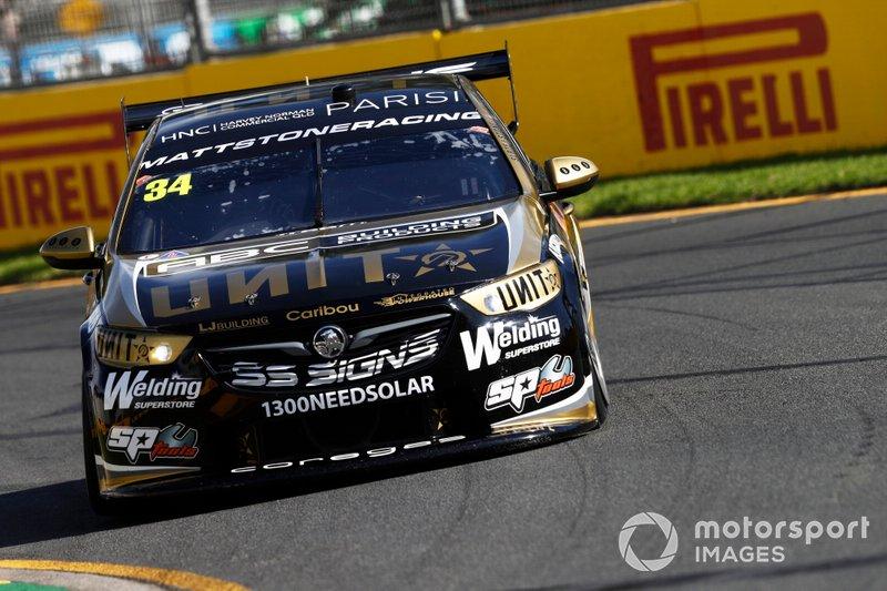 Джейк Костеки, Matt Stone Racing Holden