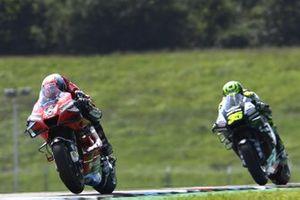 Danilo Petrucci, Ducati Team, Cal Crutchlow, Team LCR Honda