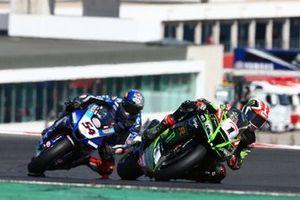 Jonathan Rea, Kawasaki Racing Team, Toprak Razgatlioglu, Pata Yamaha