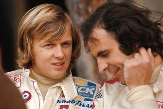 Ronnie Peterson, March, Tim Schenken, Surtees