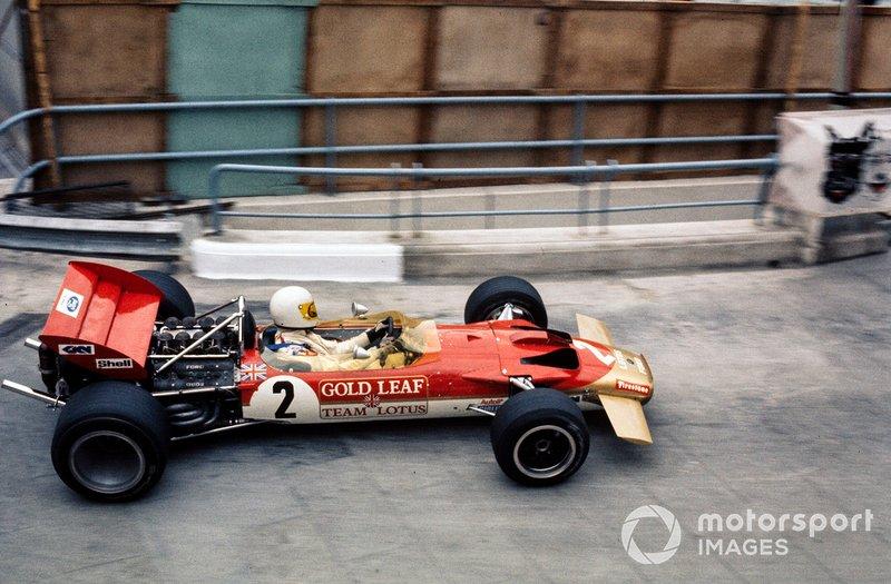 John Miles, Lotus 49C Ford