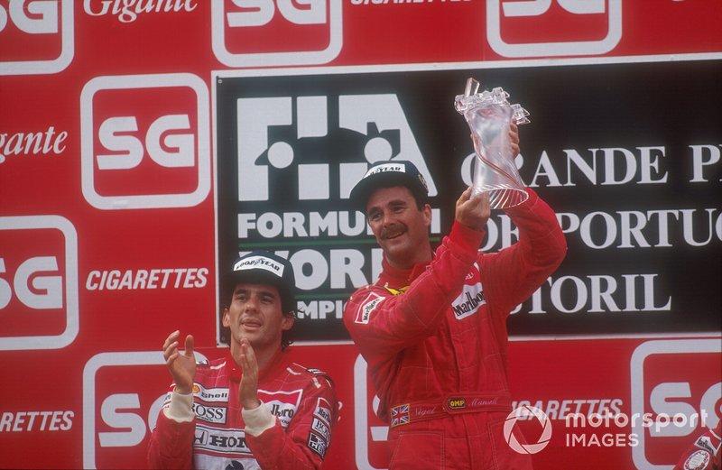 GP de Portugal de 1990: Nigel Mansell