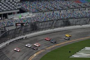 #7 Acura Team Penske Acura DPi, DPi: Helio Castroneves, Ricky Taylor, Race Start