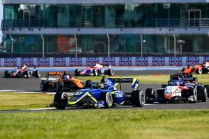 Ben Barnicoat, Carlin and Roman Stanek, Charouz Racing System