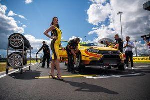 Кирилл Ладыгин, Lada Sport Rosneft, Lada Vesta TCR
