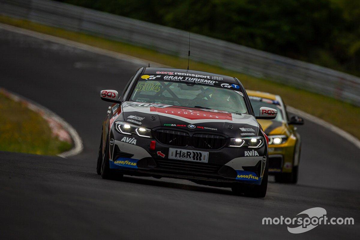 #504 Emir Aşarı, Björn Simon, Nicolas Griebner, BMW 330i, Sorg Rennsport