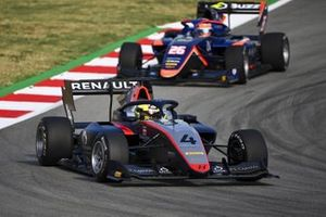 Max Fewtrell, Hitech Grand Prix, Clement Novalak, Carlin Buzz Racing