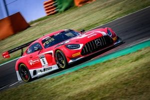 #6 TokSport WRT Mercedes-AMG GT3: Robin Rogalski, Kris Heidorn