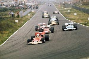 John Miles, Lotus 72B