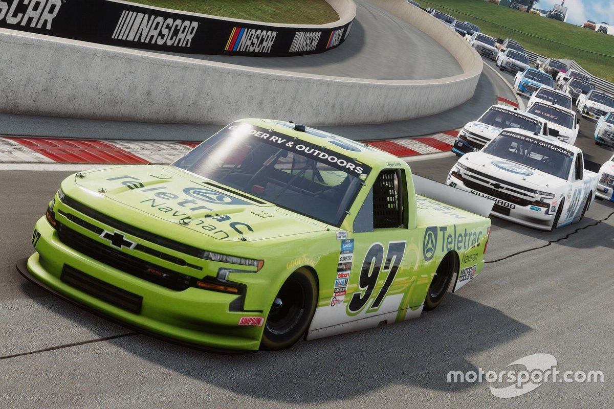 Скриншот NASCAR Heat 5