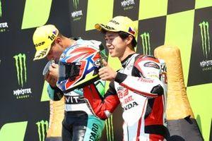 Dennis Foggia, Leopard Racing, Ai Ogura, Honda Team Asia