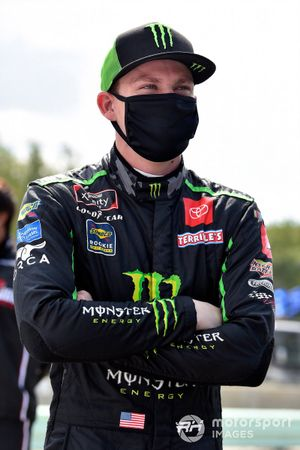 Riley Herbst, Joe Gibbs Racing, Toyota Supra Monster Energy