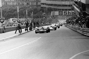 Jackie Stewart, Tyrrell 003, Jo Siffert, BRM P160, Jacky Ickx, Ferrari 312B2