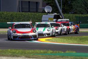 Caglioni, Porsche Esports Carrera Cup Italia Prologo 2020