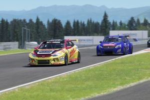 Tom Coronel, Eat My Dust, Honda Civic Type R TCR, Julien Briché, JSB Compétition, Peugeot 308 TCR