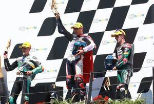 Jaume Masia, Leopard Racing Albert Arenas, Aspar Team, John McPhee, SIC Racing Team